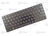 Оригинальная клавиатура для ноутбука HP Compaq Mini 110-3549, Mini 110-3550, Mini 110-3551 series, black, ru