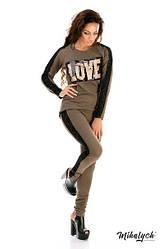 Спортивный костюм love 07/306
