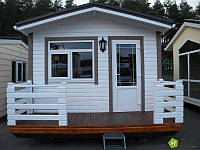 Строительство модульных, мобильных, полустационарных домов, коттеджей, дач.
