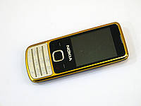 """Телефон Nokia 6700 (Q670) Золотой - 2Sim  - 2.2"""" - металлический корпус"""