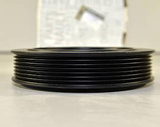 Ременной шкив коленчатого вала (7PK) на Renault Master II 06->2010 2.5dCi  — Renault (Оргинал) - 8200267867