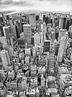 """Флизелиновые фотообои """"Над городом"""" 184х248 см"""