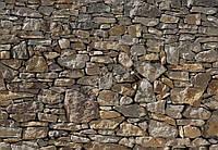 """Флизелиновые фотообои """"Каменная стена"""" 368х254 см  , фото 1"""