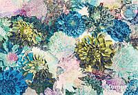 """Фотообои """"Осенние цветы"""" 368х254 см  , фото 1"""