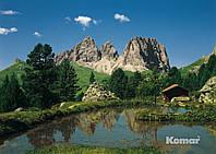 """Фотообои  """"Доломитовые Альпы"""" 388х270 см"""