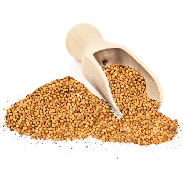 Гірчиця в зернах, 1 кг ХоРеКа
