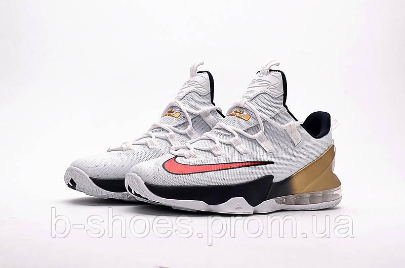 Мужские баскетбольные кроссовки Nike LeBron 13 Low (Olympic)