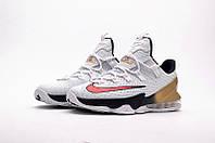 Мужские баскетбольные кроссовки Nike LeBron 13 Low (Olympic), фото 1