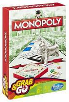 Hasbro Дорожная игра  Монополия