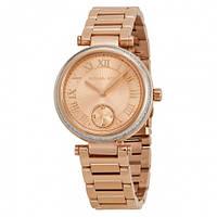 Часы Michael Kors Skylar Rose Gold-Tone Stainless Steel Bracelet МК5971