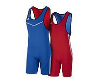 Комплект из 2 трико для борьбы Adidas Wrestler Pack Men (028825)