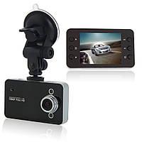 Автомобильный видеорегистратор DVR K6000B без HDMI, компактный видеорегистратор в автомобиль