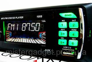 Автомагнитола Kenwood 1056 MP3, USB, AUX, FM копия, фото 3
