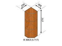 В 30К3 (717) Импульс (Світ Меблів ТМ)