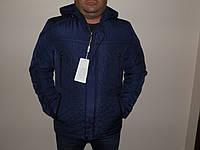 Куртка мужская, осенняя, стеганная.