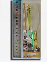Оснастка  морская Lineaeffe октопус огруженный с крючками 100гр цвет-green/gold