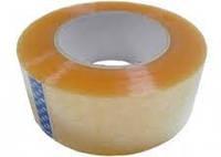 Скотч упаковочный прозрачный 48 х 100