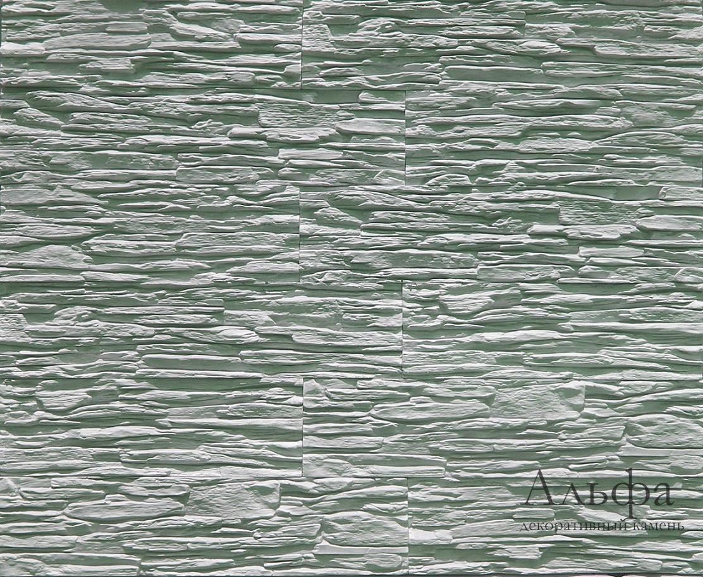 Декоративный камень Выветренный сланец серый