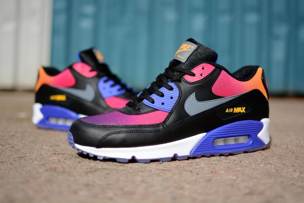 Кроссовки в стиле Nike Air Max 90 SD Gradient