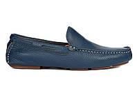Мокасины мужские Timberland Moccasin Blue (тимберленд)