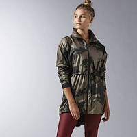 Спортивная куртка женская Reebok Cardio Woven Jacket S93758