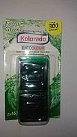 Таблетки для дезинфекции воды и мытья унитазов и бачков с ароматом леса Кolorado Blauspuler  2 шт