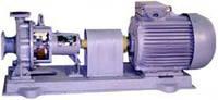 Насос химический типа X150- 125-400 К