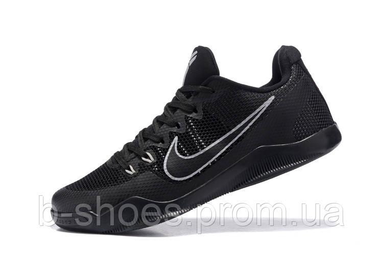 Мужские баскетбольные кроссовки Nike Kobe 11 (Blackout)