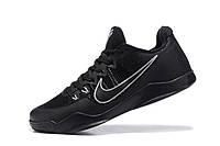 Мужские баскетбольные кроссовки Nike Kobe 11 (Blackout)  , фото 1