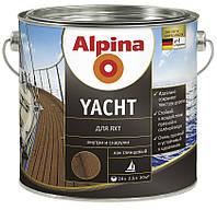 Alpina яхтовый глянцевый лак