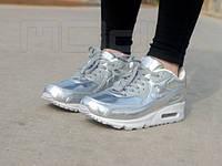 Nike Nike Air Max 90 Liquid Gold &  Silver, фото 1