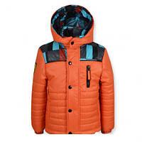 """Яркая куртка """"Ferarry"""" для мальчика"""