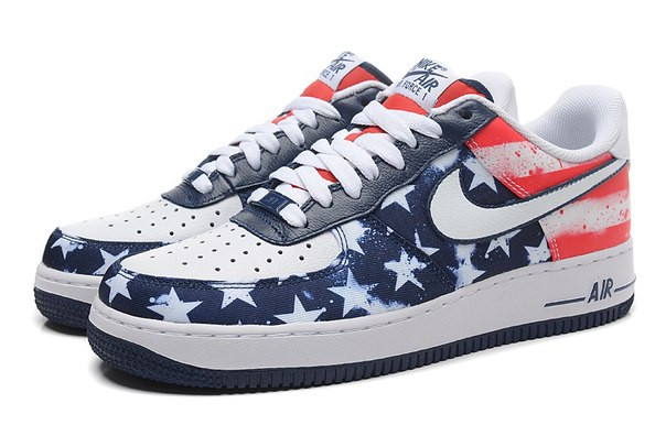 Nike Nike Air Force 1 American Flag