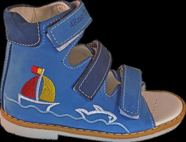 Ортопедические сандали для детей 06-110 OV