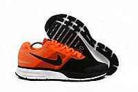 Мужские кроссовки Nike Pegasus 30 Black/Orange, найк пегасус
