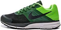 Мужские кроссовки Nike Pegasus 30 Black/Green, найк пегасус