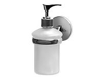 Дозатор для жидкого мыла, Bisk, Польша,  (Набор в ванную, коллекция Chroma)
