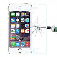 Оригинальное защитное стекло для Apple iPhone 5/5s 0.1мм