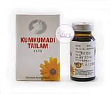 Масло для лица омолаживающее Кум Кумади, Kum Kumadi Tailam, 12 мл, фото 3