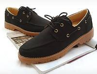 Ботинки из холста, фото 1