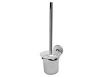 Щетка для туалета (Ершик) , Bisk, Польша,  (Набор в ванную, коллекция Chroma)