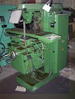 Горизонтально-фрезерный 6Р80 (стол 200х800), после капремонта