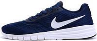 Мужские кроссовки Nike Paul Rodriguez 9 Dark Blue, найк пол родригес