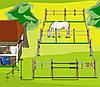 """Электропастух ТМ """"CORRAL"""" для крупного и мелкого рогатого скота, диких животных, птицы"""