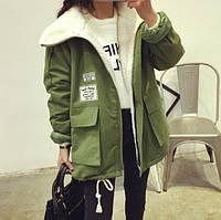 Женская куртка парка, фото 1