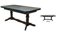 Стол обеденный СТ №3 раскладной 160х(200)х90 Орех