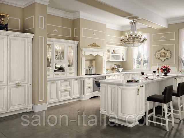 Кухня PANTHEON: Фасад Масив