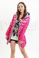 Женская длинная куртка, фото 1