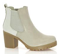 Женские ботинки Chloe White, фото 1