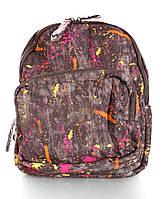 Рюкзак молодежный демисезон коричневый ,магазин рюкзаков